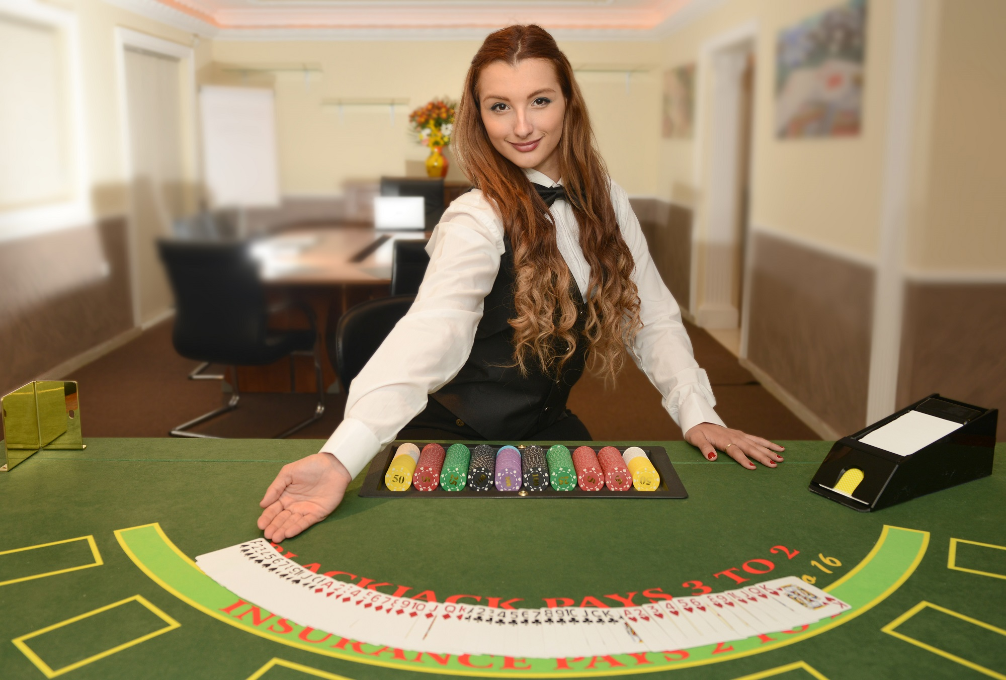 croupier training