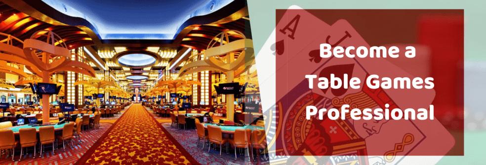Land-Based Casino Croupier and Casino Presenter Diploma